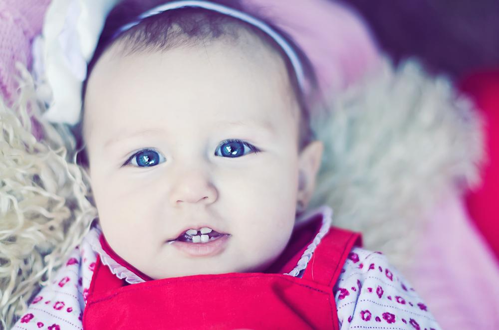 Fotografía de Bebés en Bariloche por Samanta Contín