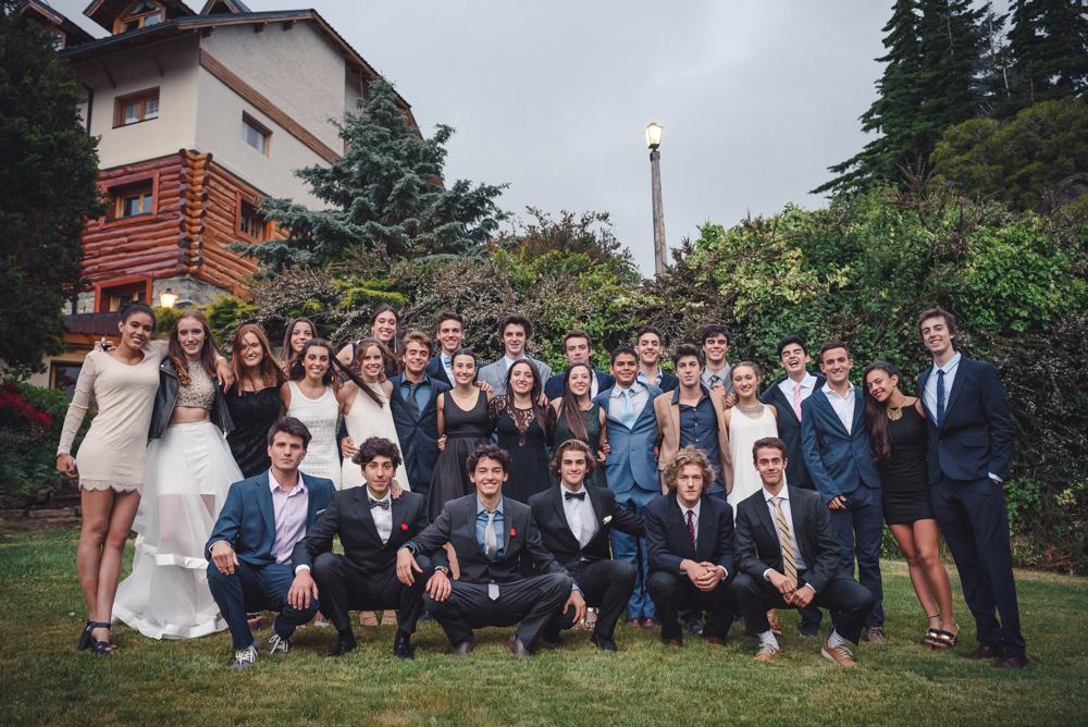 Egreso Woodville Hotel Amancay Fotógrafo en Bariloche_18