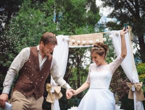 Fotogradía de casamiento matrimonio en Bariloche Argentina