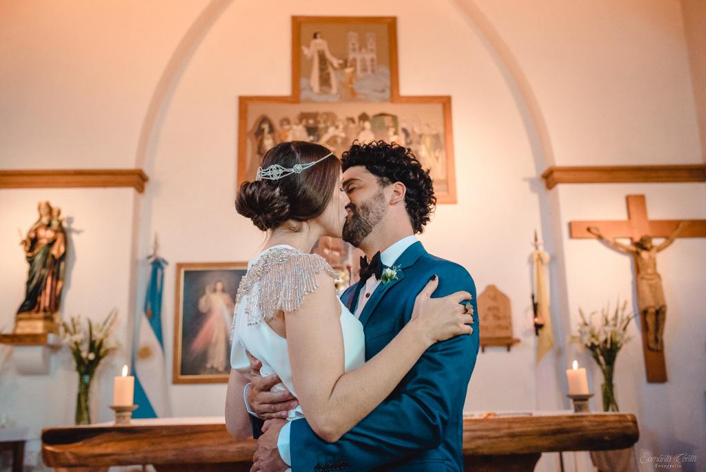 Cata & Agus – Casamiento en Hotel Amancay