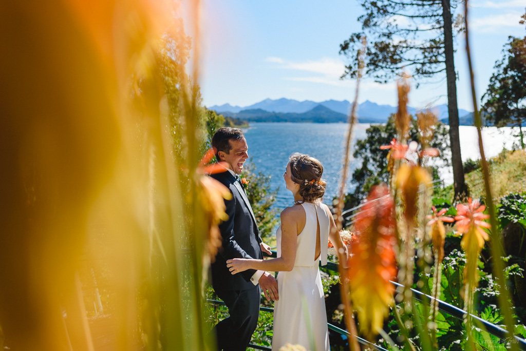 wedding photographer in bariloche