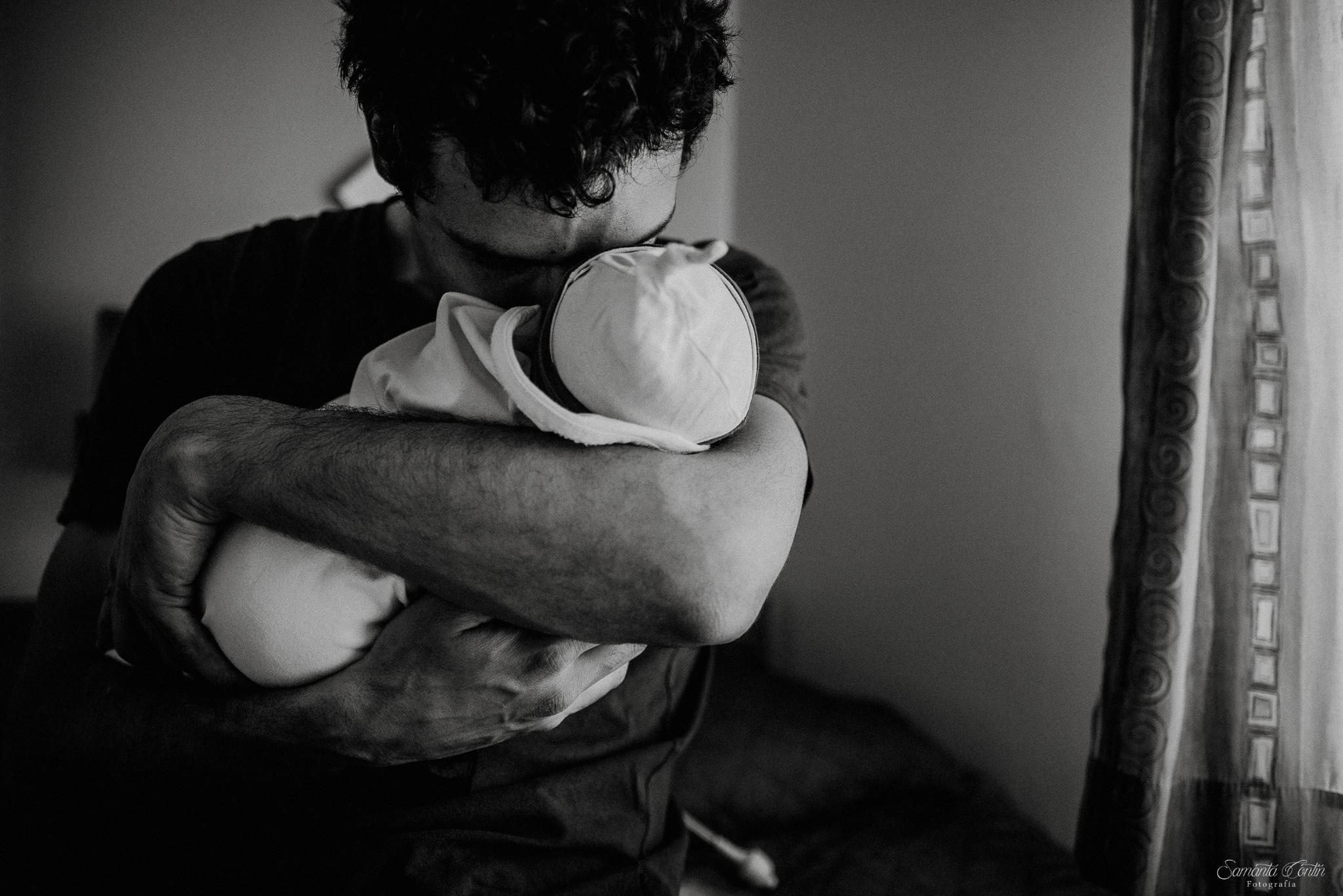 fotografía de partos