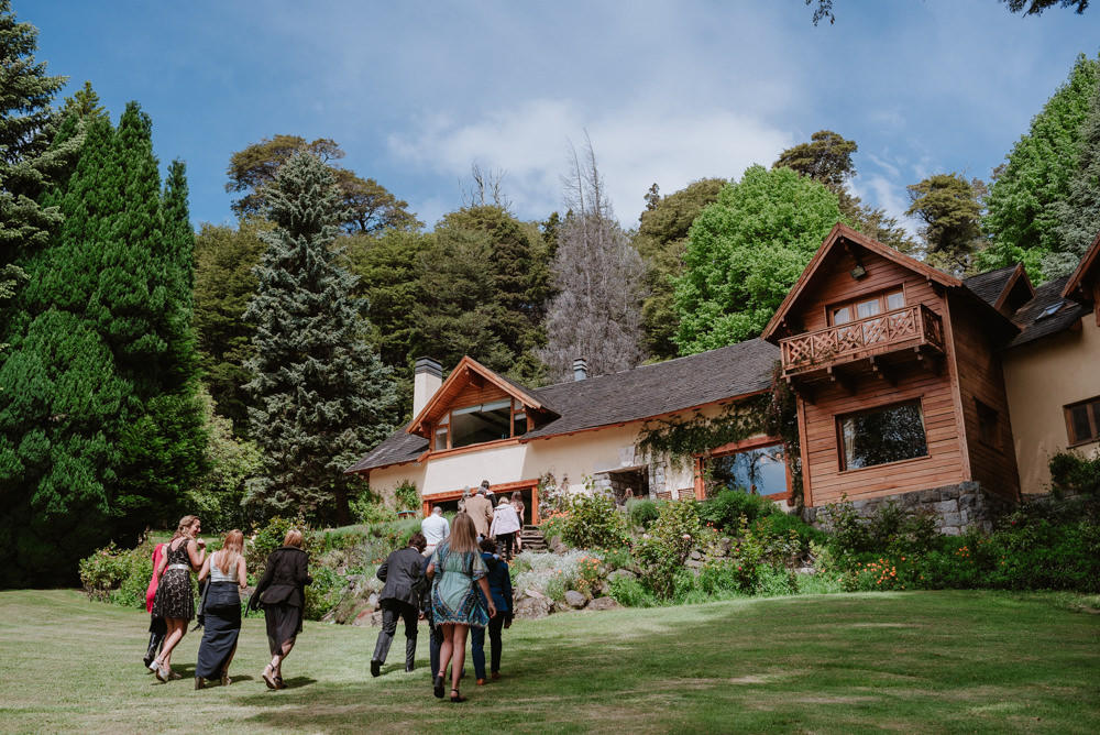 destination wedding patagonia bariloche