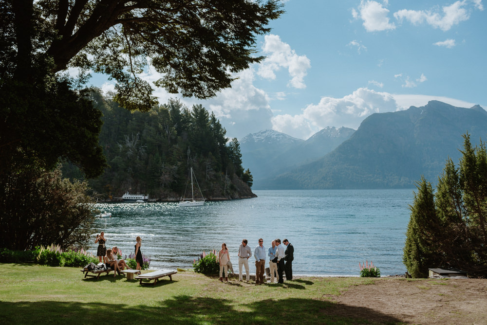 destination wedding patagonia