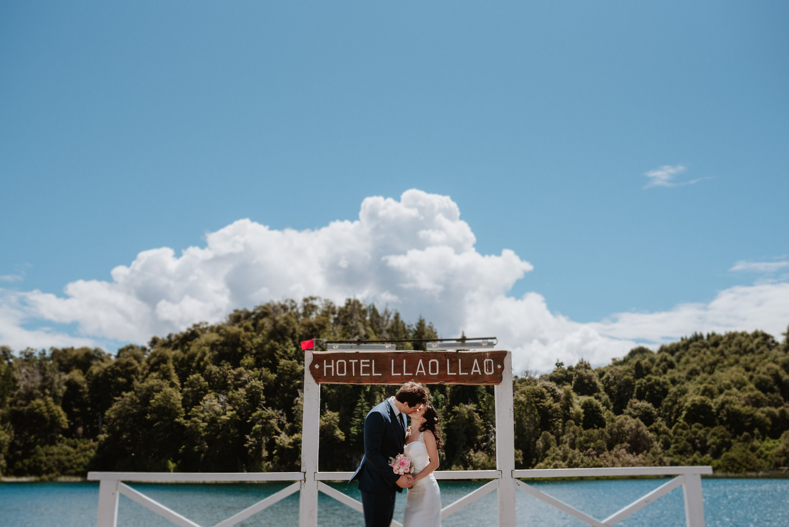 Llao Llao destination wedding