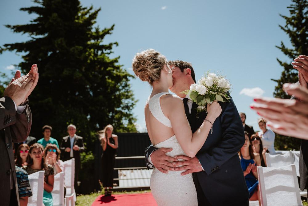 Casamiento de día en Puerto Serena