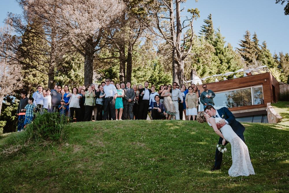 fotos casamiento de día Puerto Serena Bungalows & Spa
