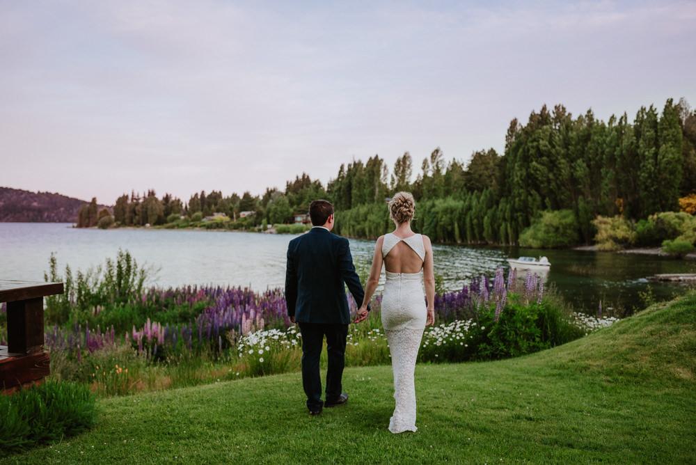 B&P – Casamiento en El Casco Hotel y Puerto Serena