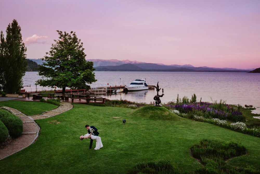 destination wedding at patagonia argentina