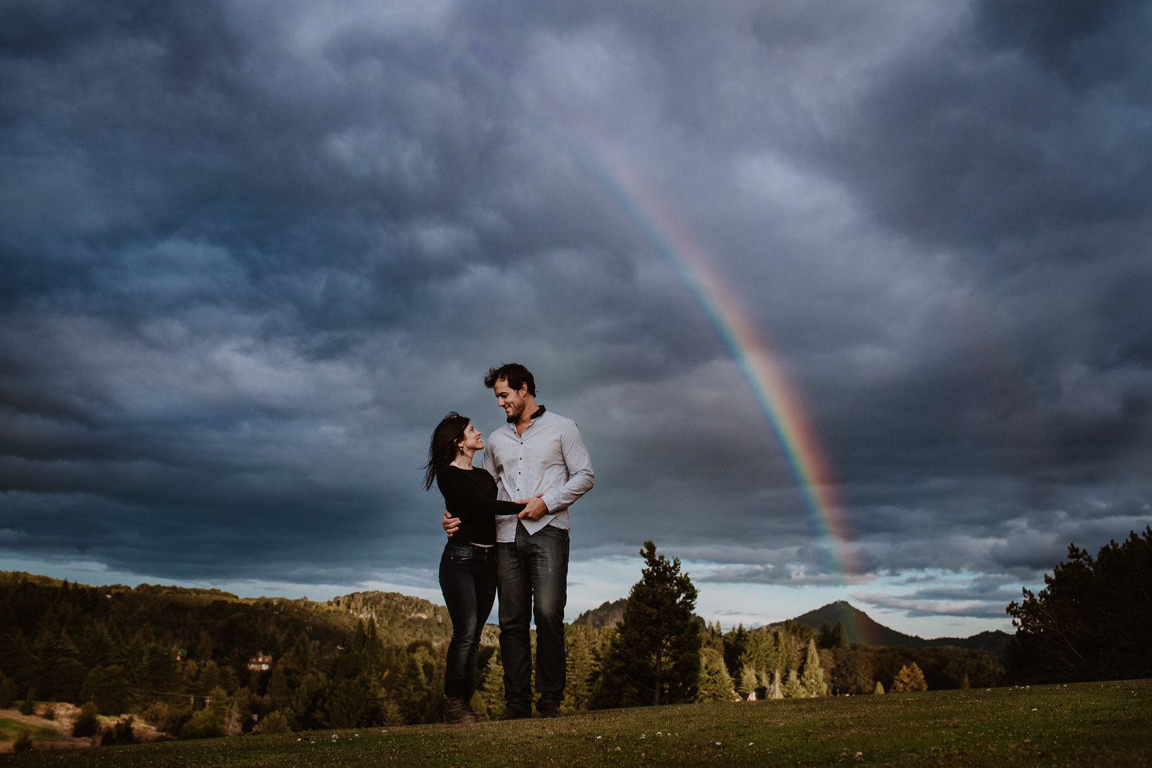 elopement photo session bariloche llao llao hotel