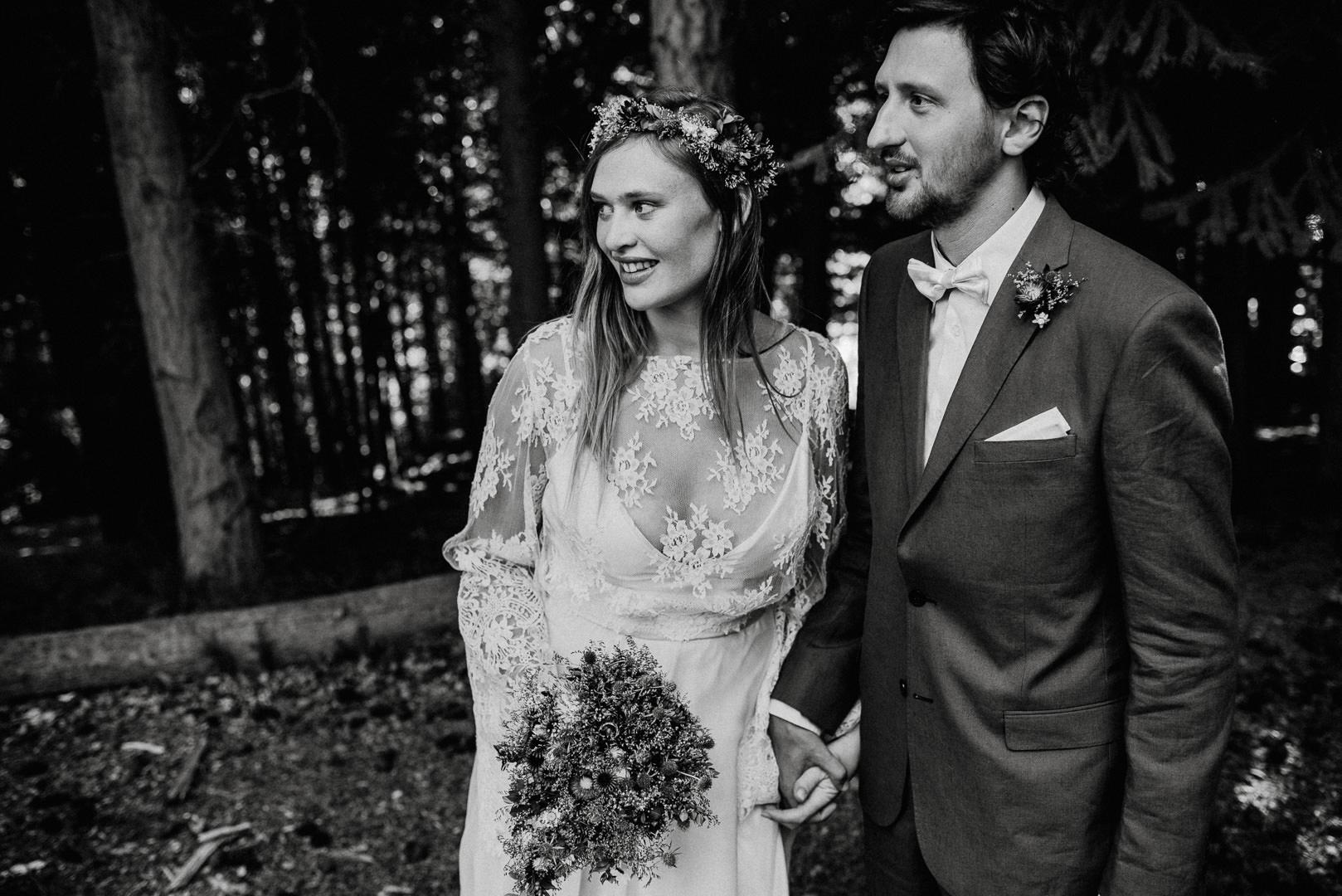 fotos boda en el bosque en bariloche