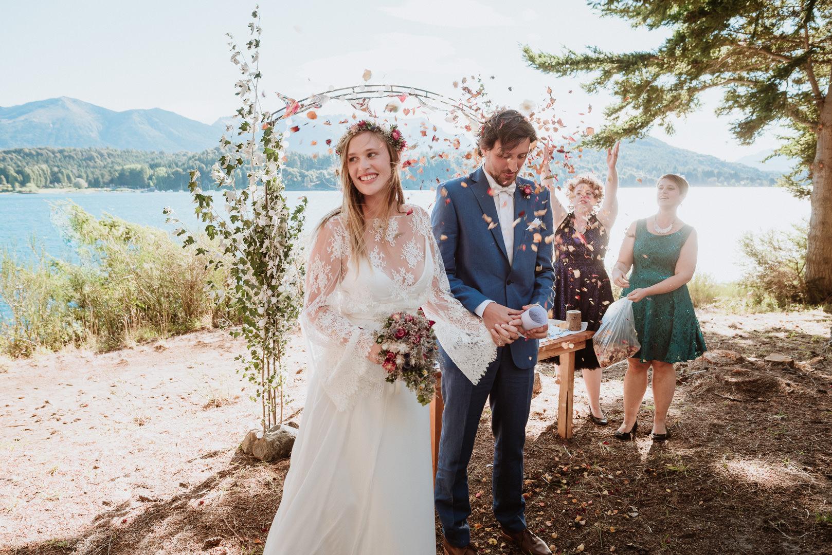 boda en bariloche patagonia argentina