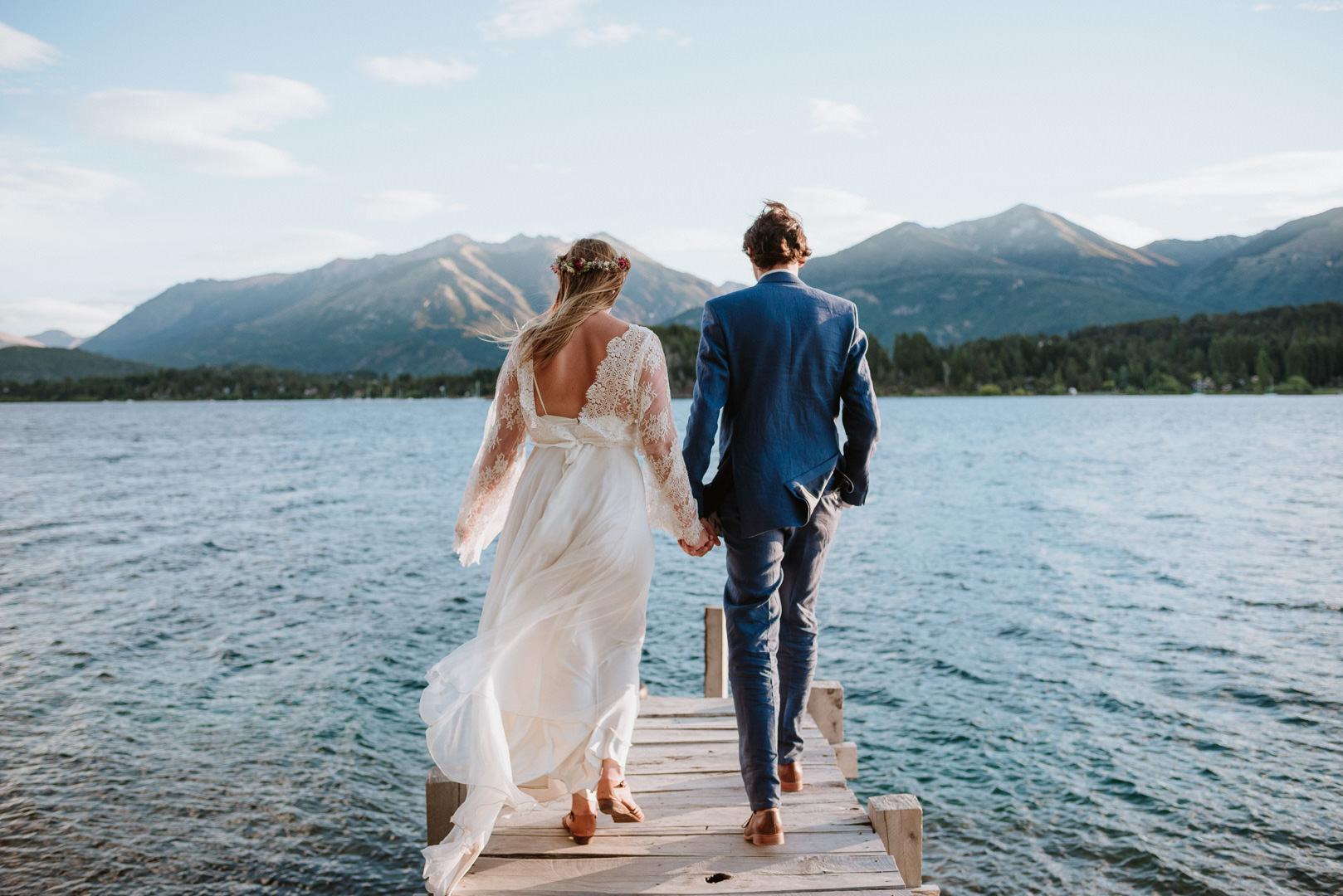 M&L | Casamiento de día en Península San Pedro