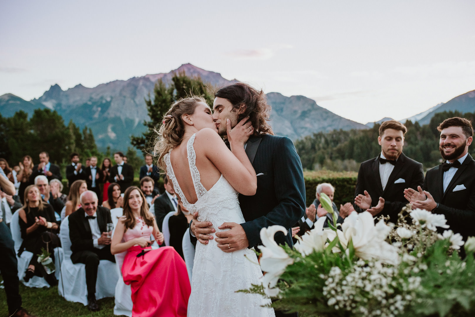 S&M | Casamiento en Hotel Amancay Bariloche