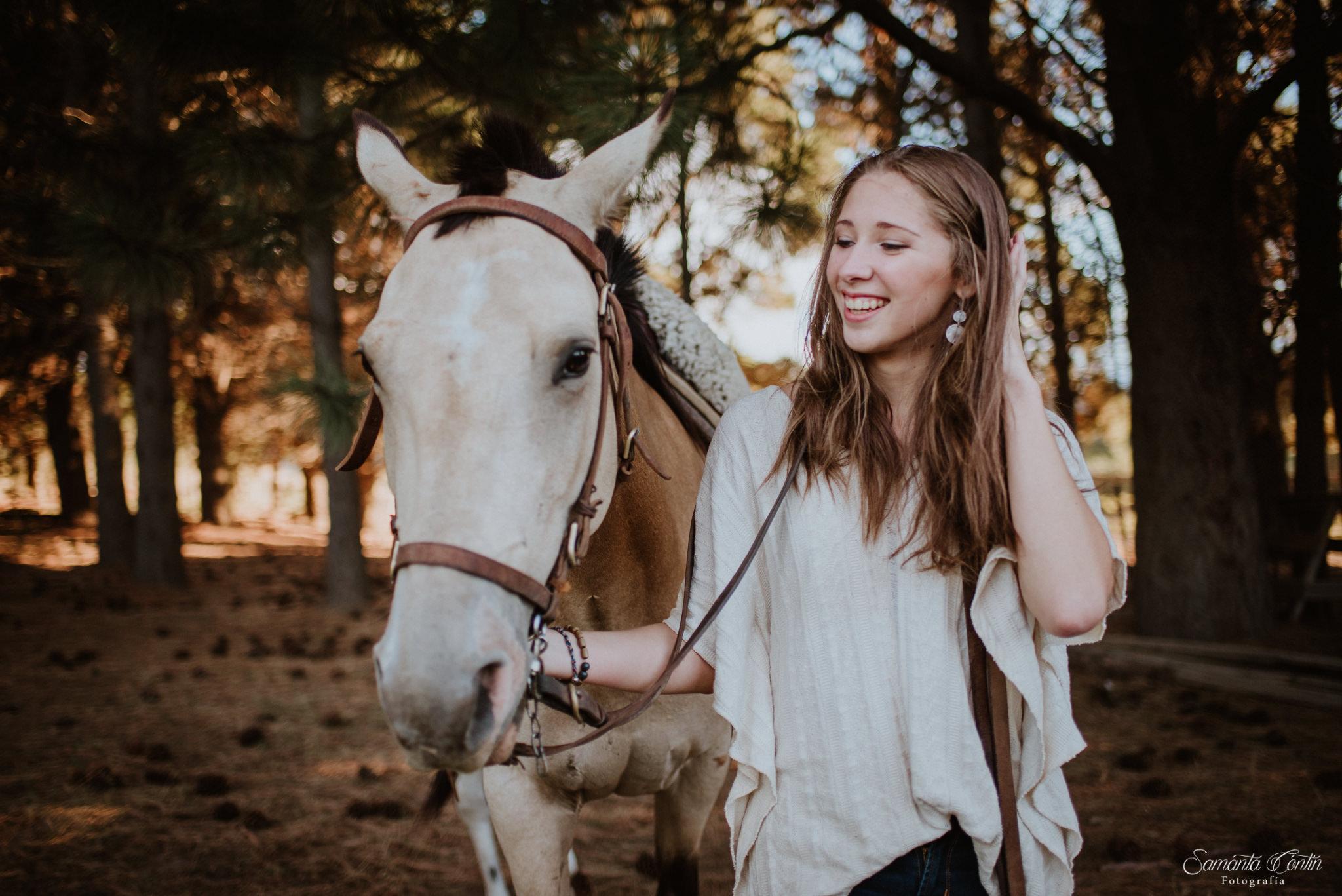 fotos con caballos bariloche