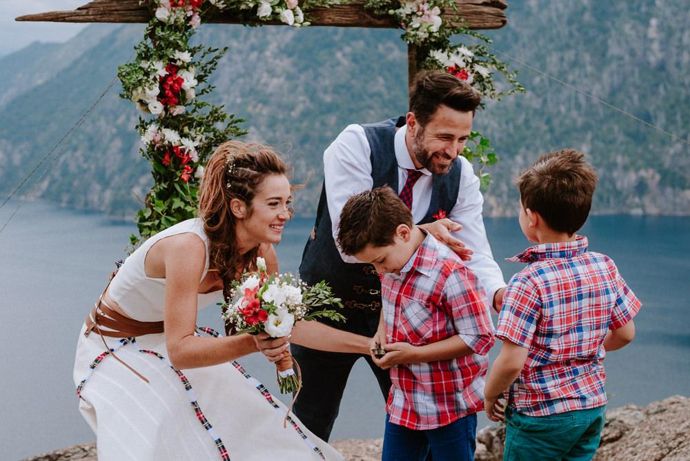 casamiento en el mirador bariloche patagonia
