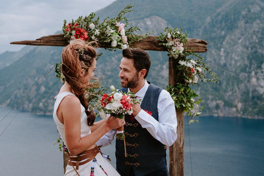 casamiento original en bariloche