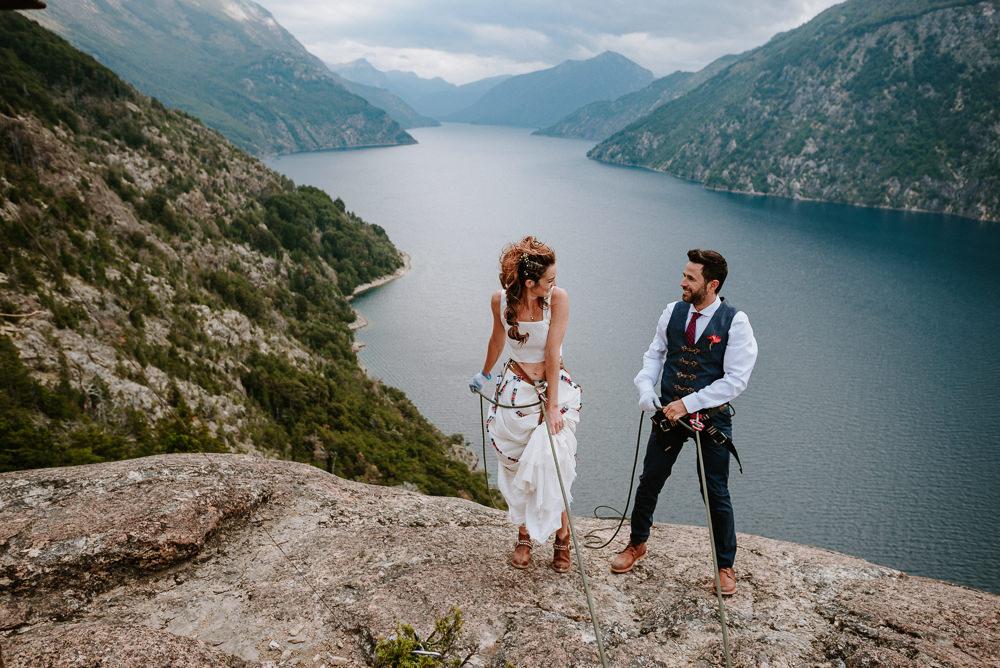 T&N | Casamiento en la Montaña en Patagonia