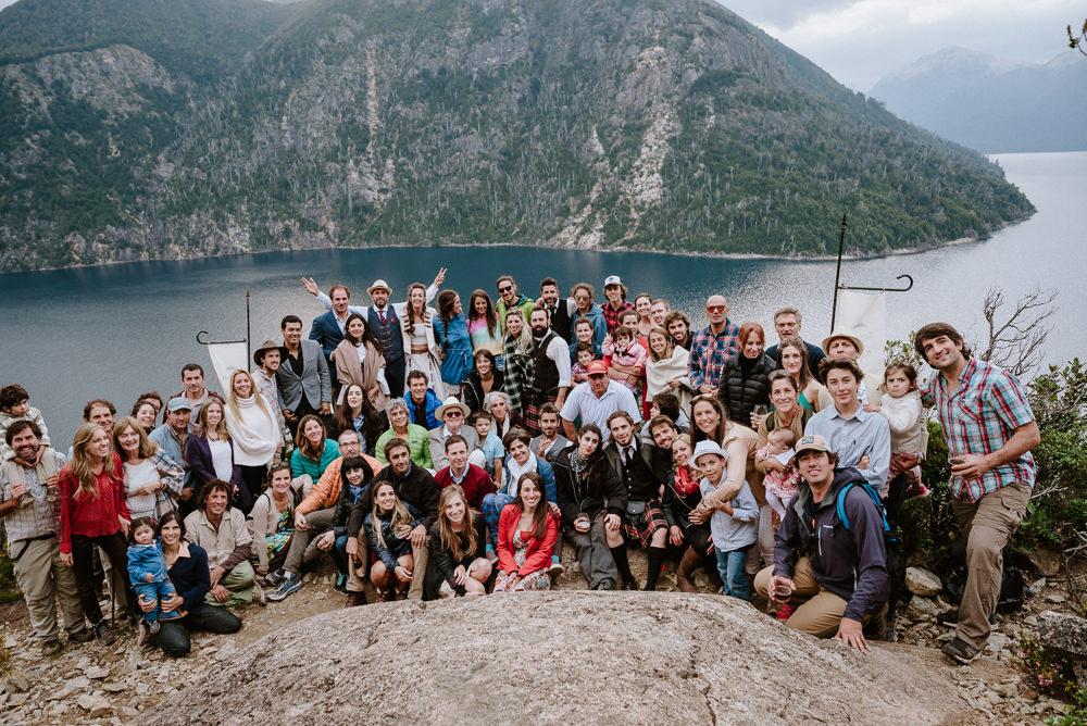 casamiento en la montaña