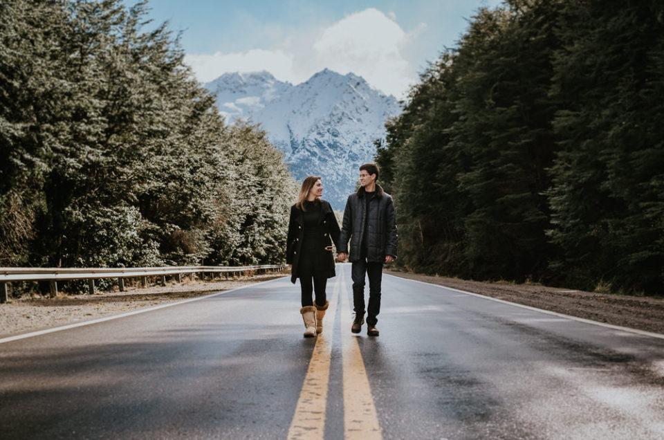 Moni & André | Ferias de Inverno em Bariloche