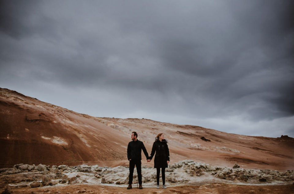 Heida & Hinrik | Iceland Couple Photoshoot