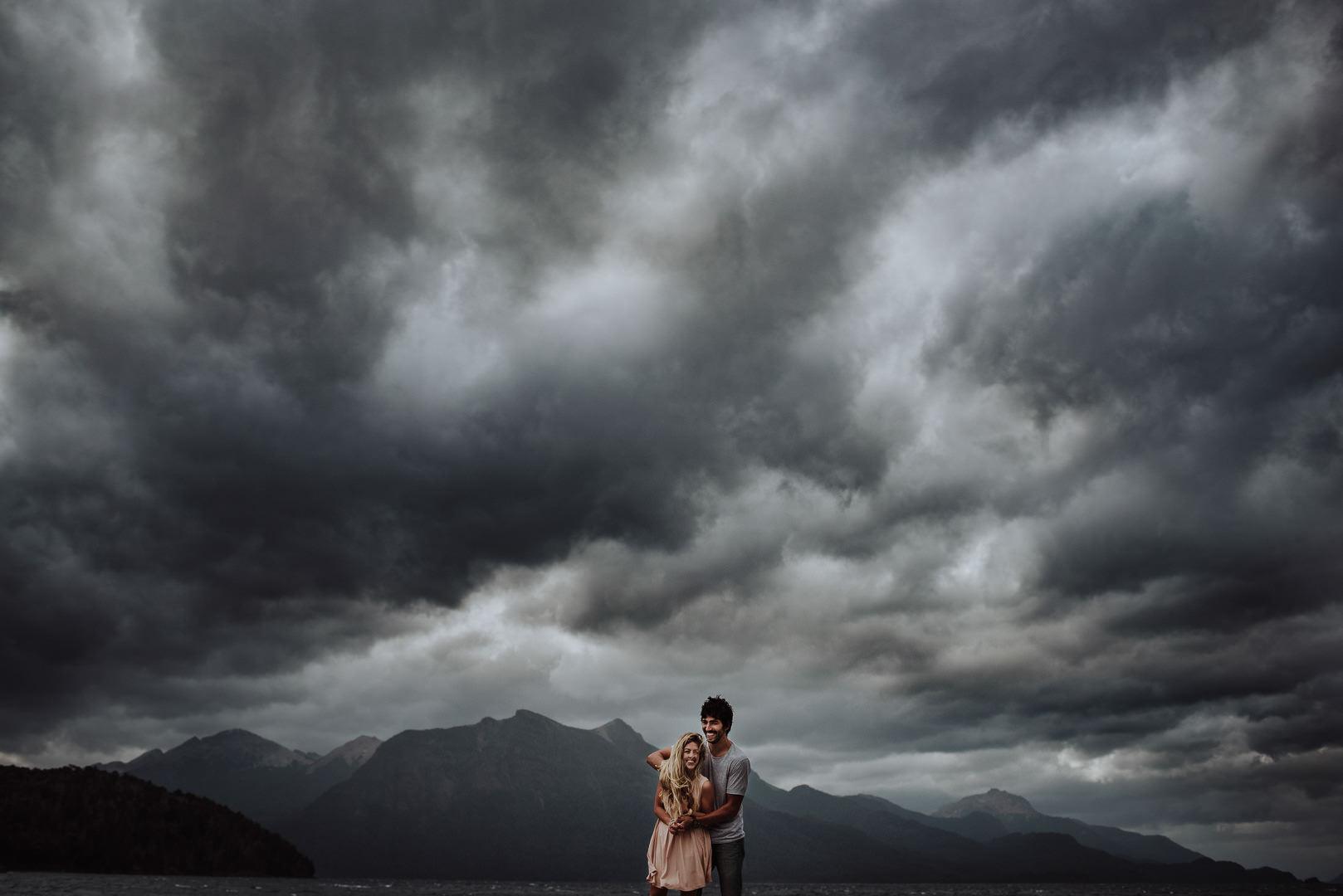 fotógrafo de casamiento bariloche