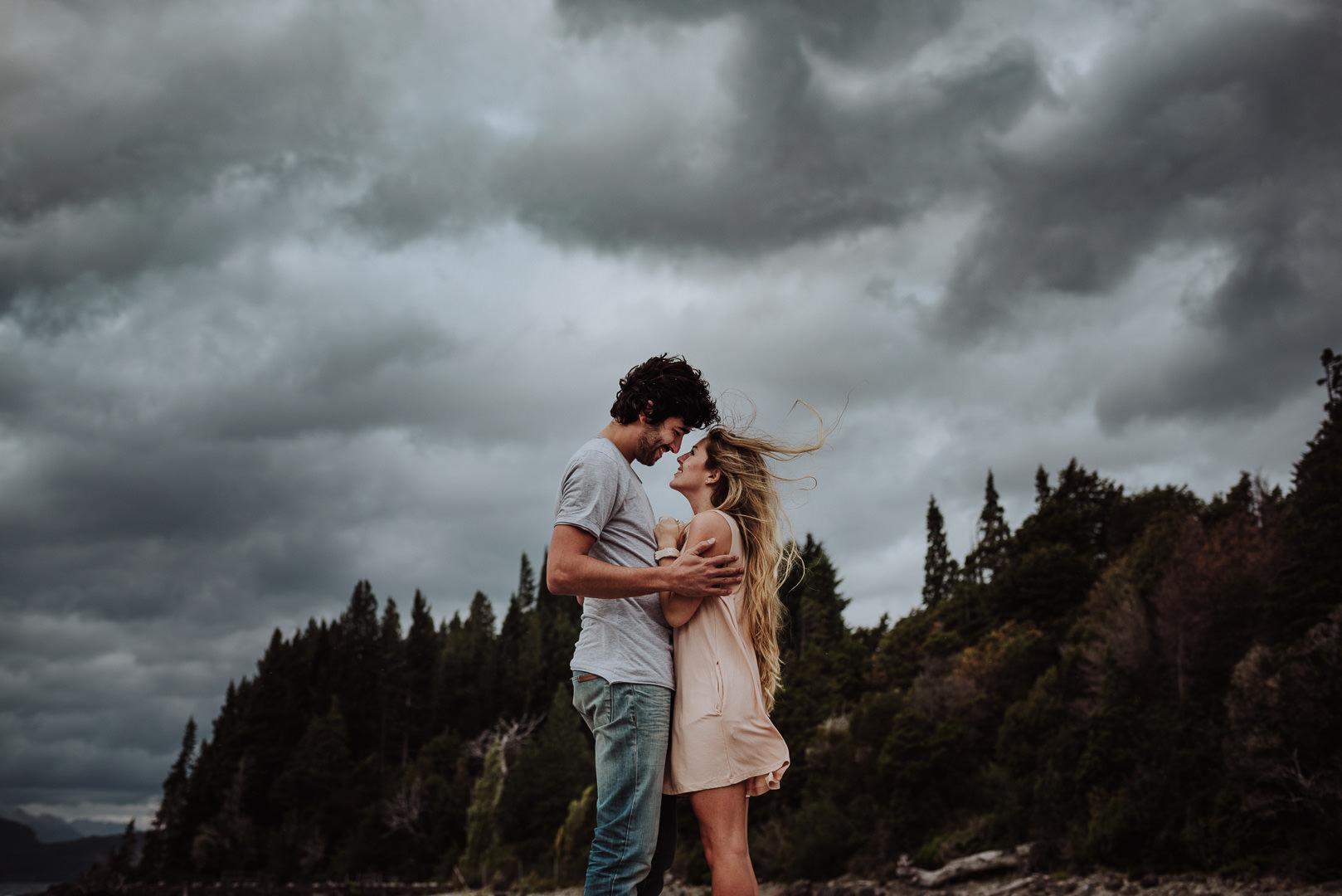 fotógrafo de casamiento villa la angostura
