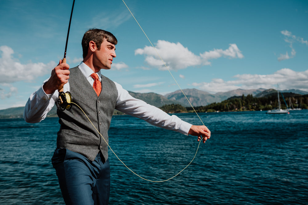 fishing bariloche patagonia argentina