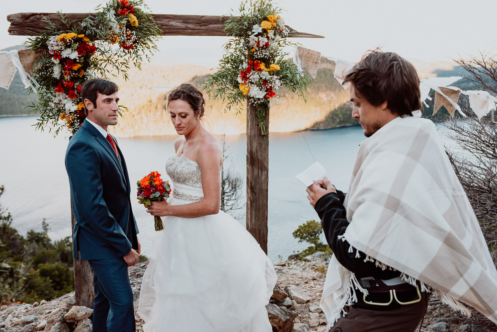mountain wedding bariloche patagonia argentina