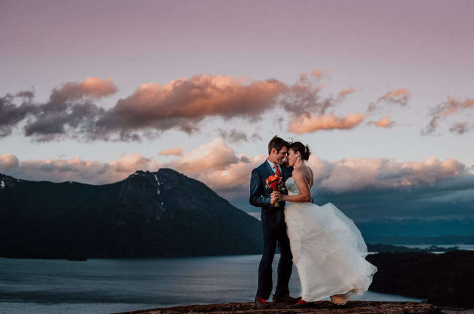 B&M | Destination & Adventure Wedding in Patagonia