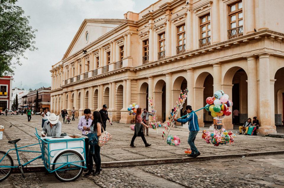 Chiapas, Oaxaca y DF – México