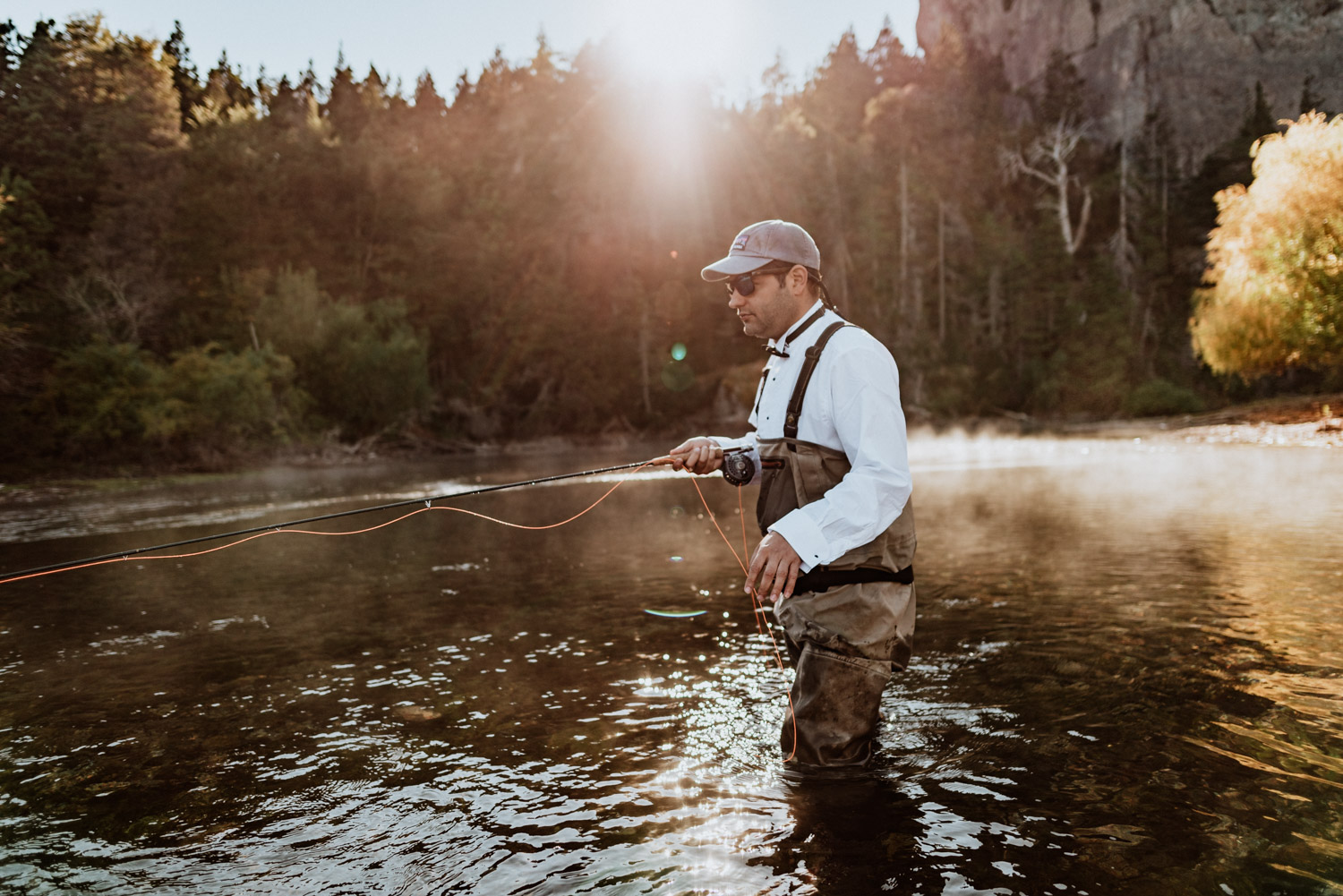 patagonia fly fishing lodge