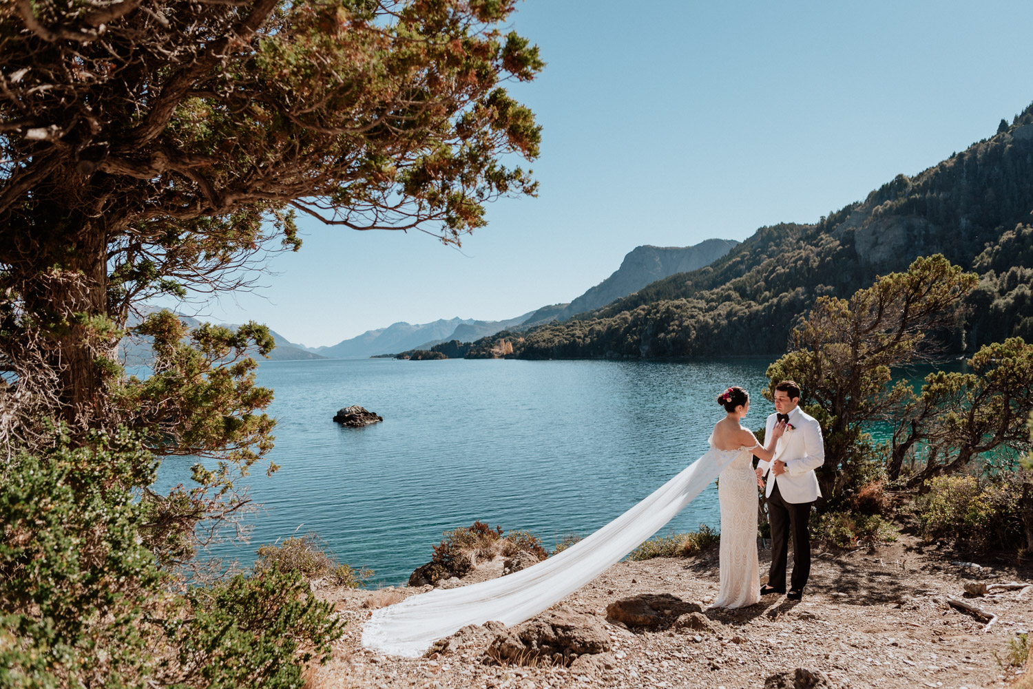 patagonia elopement wedding destination