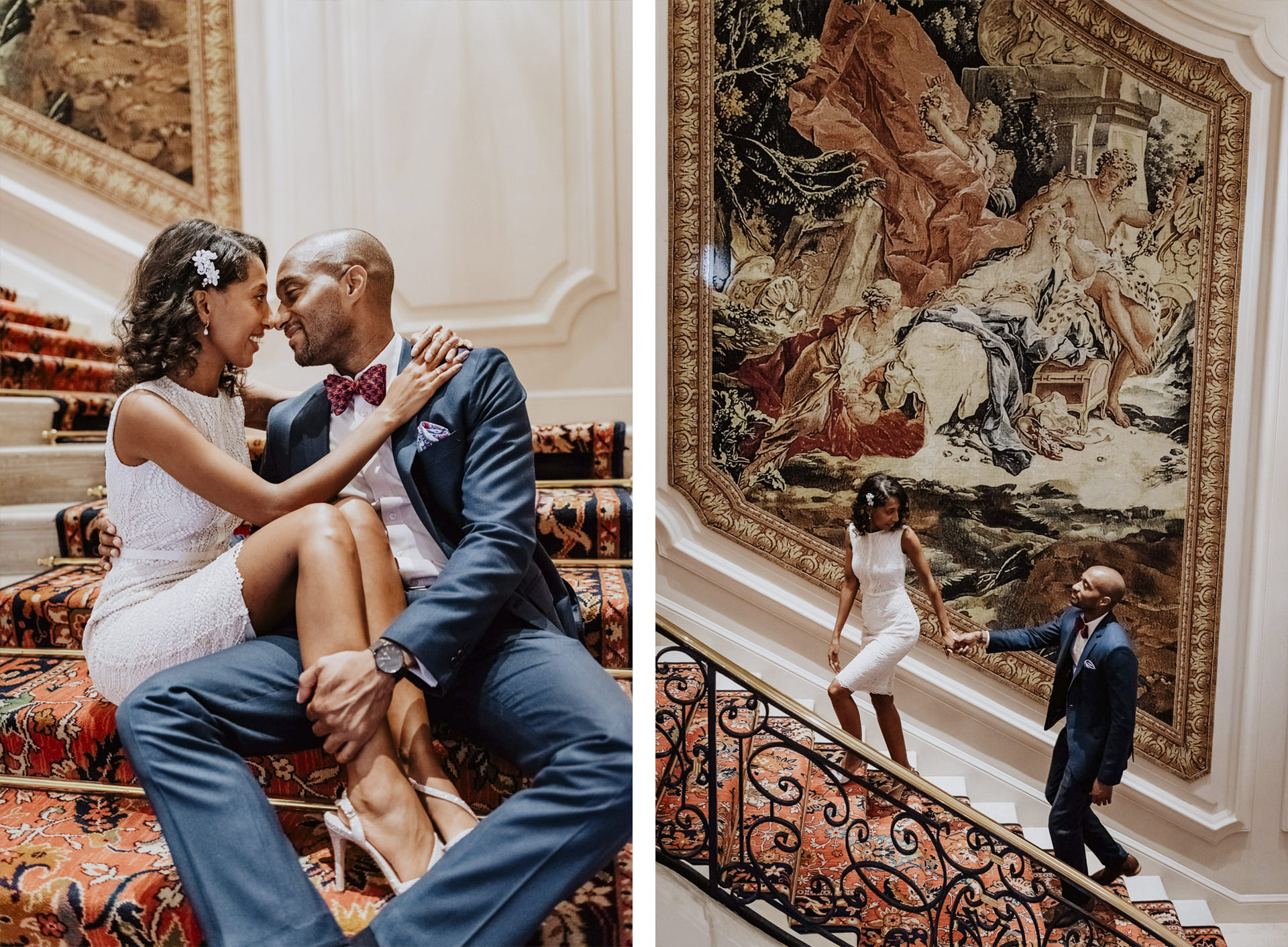 Ritz Paris mariage photos