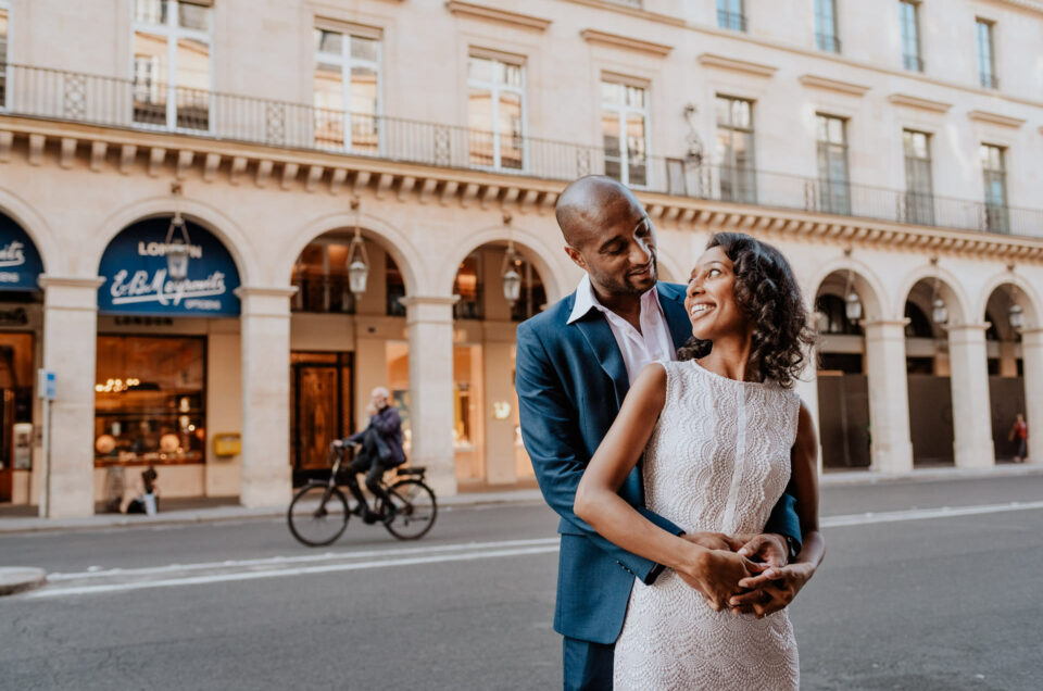 T&H | Destination Wedding at Ritz Paris