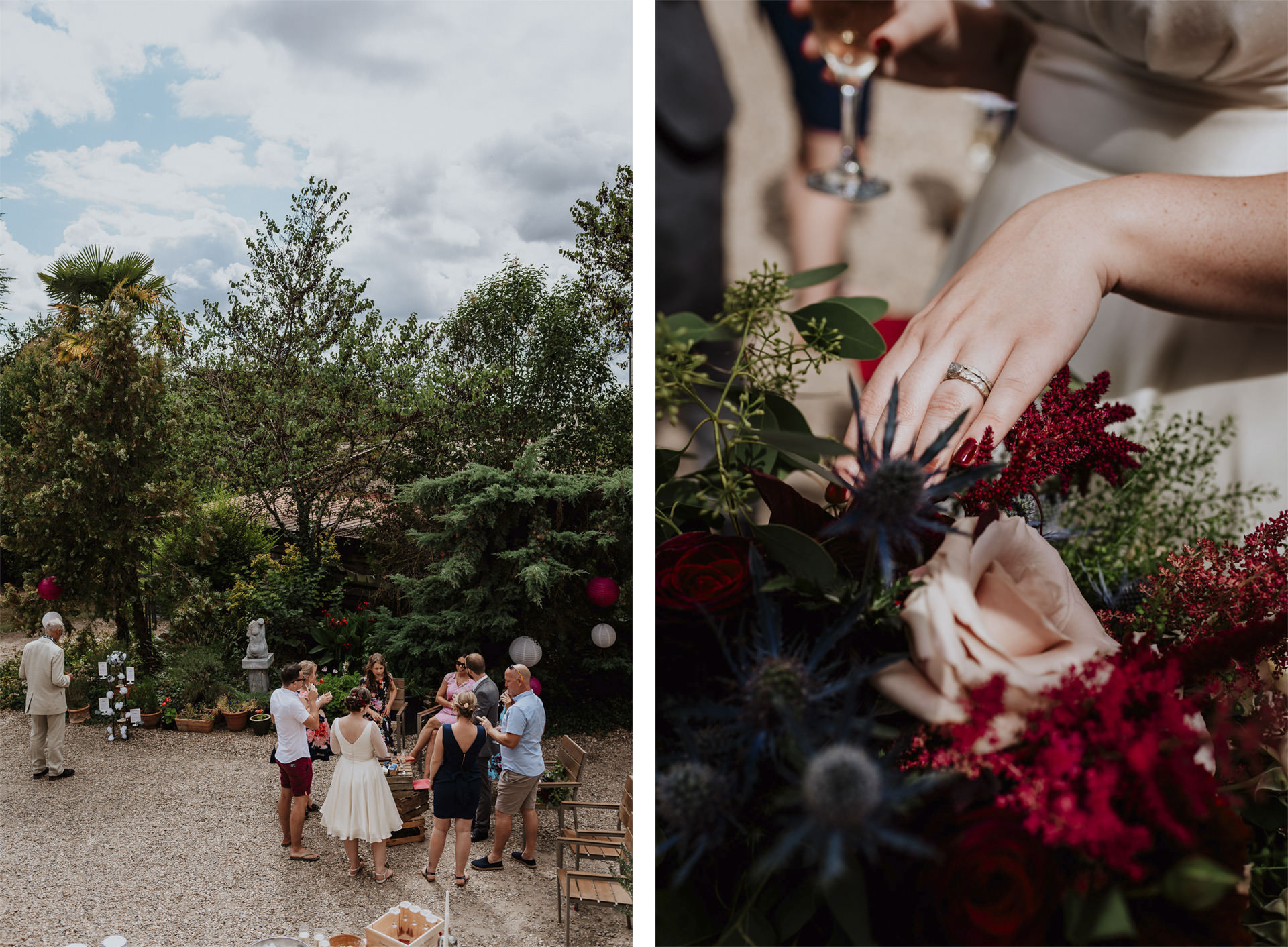 elopement wedding photographer Spain