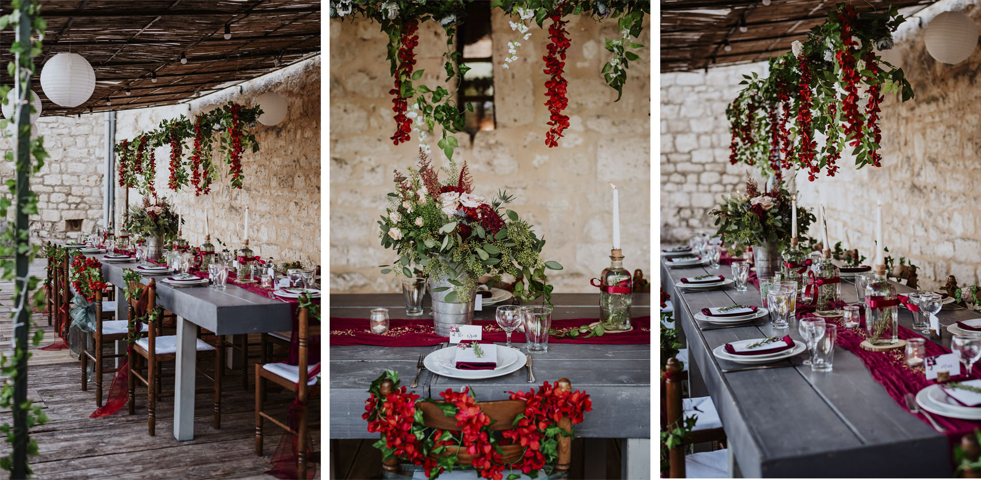 Chateau wedding venue france inspiration