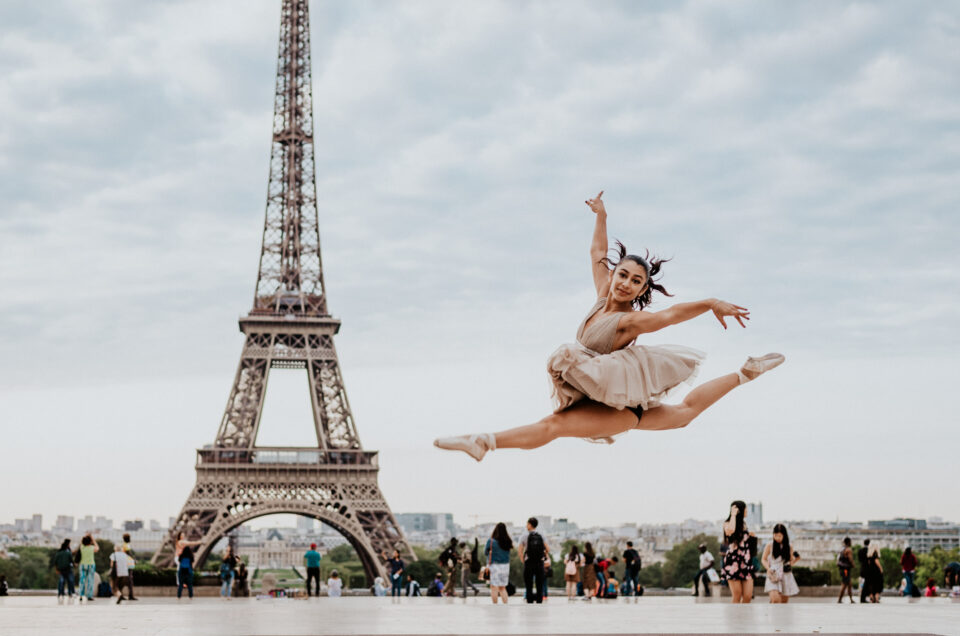 Raina – Paris Dancer