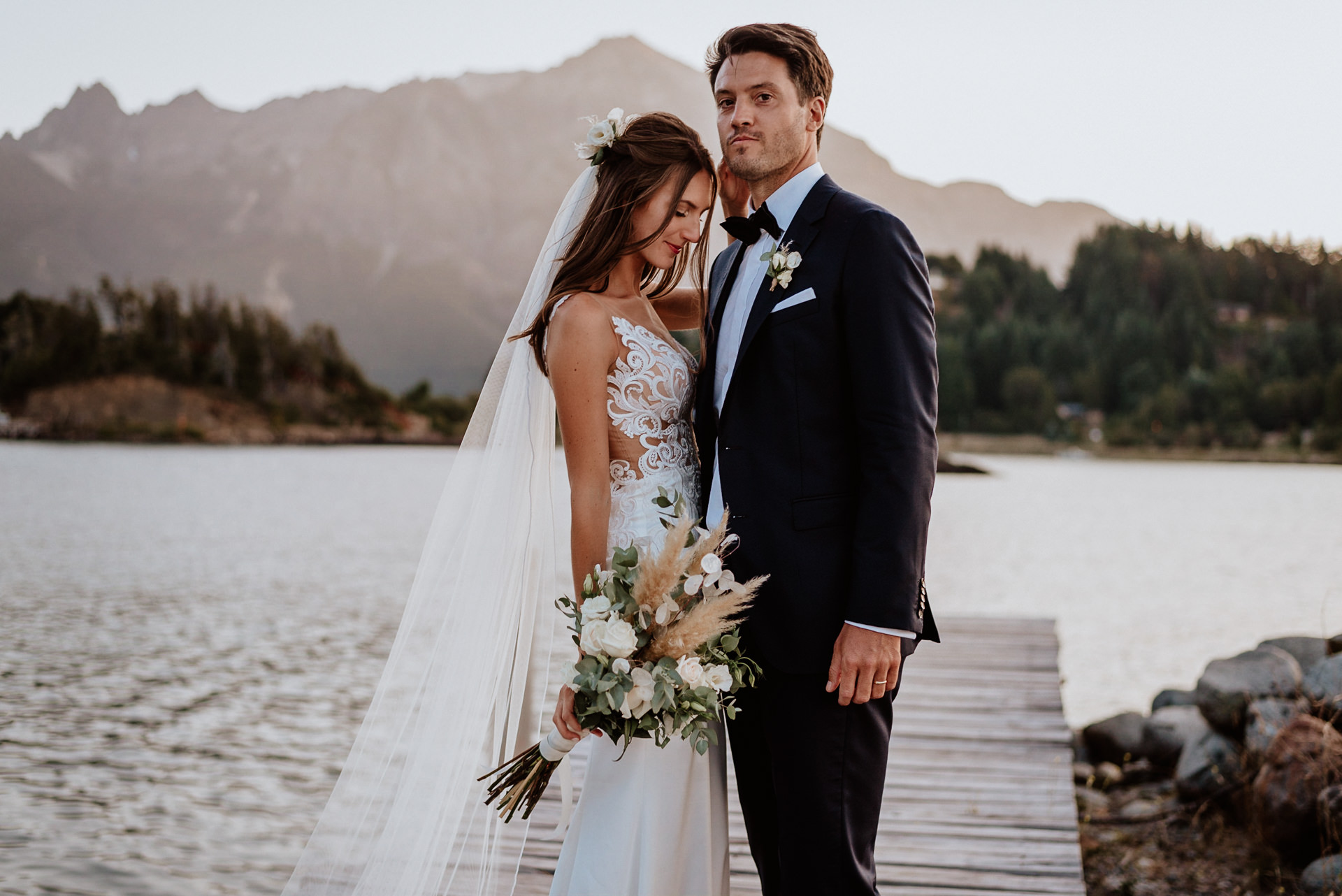 patagonia elopement wedding