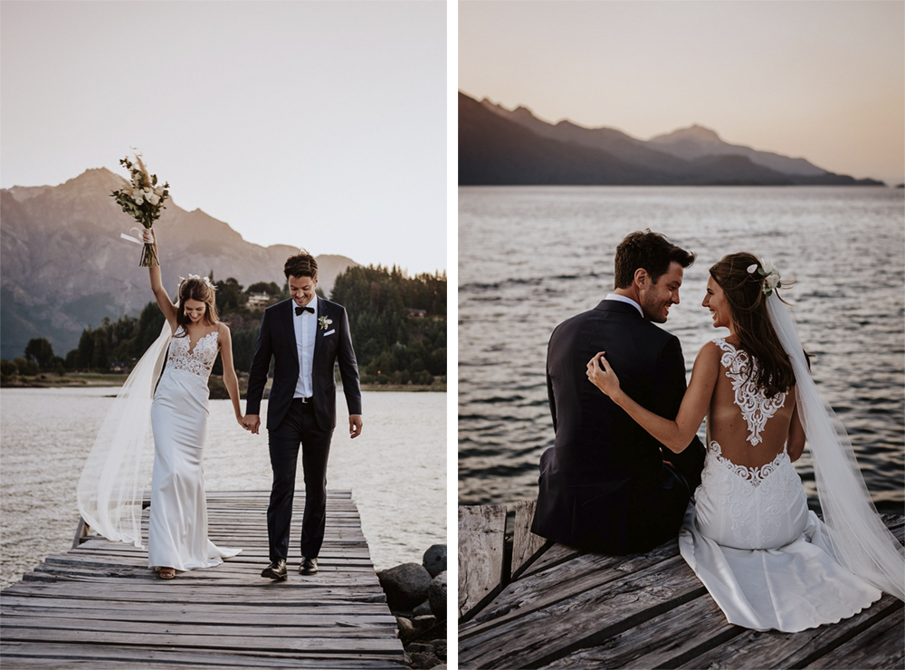 elopement wedding patagonia argentina
